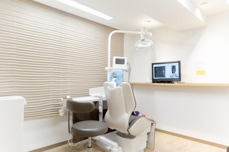 ホワイトエッセンス専用診療室(2室)